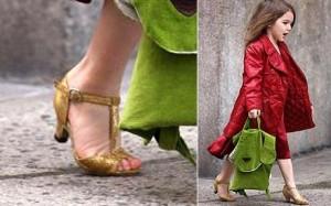 Scarpe Col Tacco Alto Per Bambina
